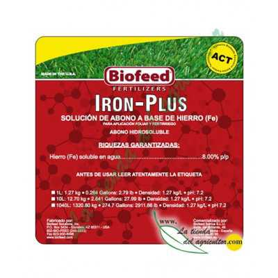 IRON-PLUS (10 Litros)