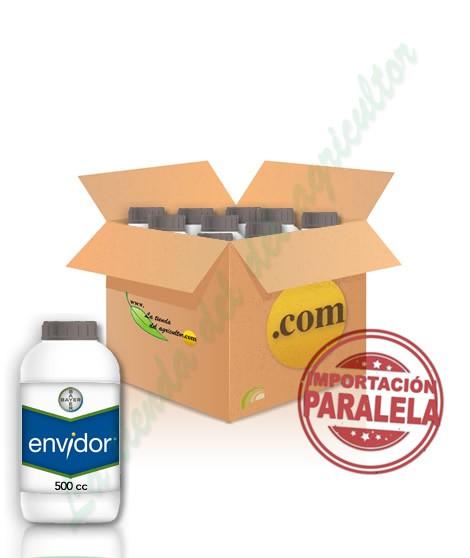 ENVIDOR-Spirodiclofen 24 % EN 10 LITROS (CAJAS 20X500cc)