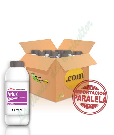 ARIUS-Quinoxifen 25% EN 10 LITROS (CAJAS 10X1)