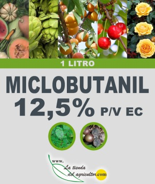 MICLOBUTANIL 12,5% p/v. EC (1 LITRO)