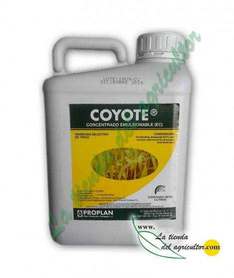 COYOTE - Clodinafop-Propargil 9,5 % (5 Litros)