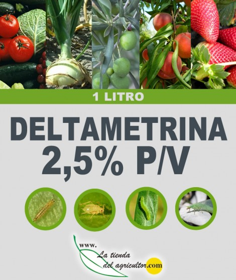 DELTAMETRINA 2,5% p/v  (1 litro)