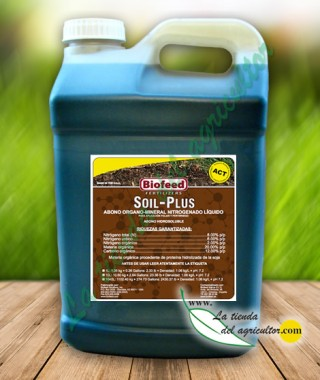 SOIL-PLUS 7-0-0 (10 Litros)