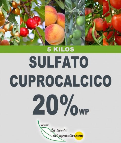 Sulfato Cuprocalcico 20% WP (5KG)