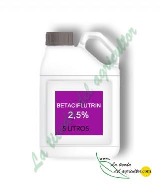 BETACIFLUTRIN 2,5% (5 Litros)