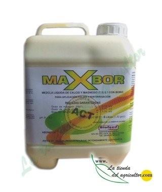 MAXBOR 6 LITROS (SULFATO DE MAGNESIO CON BORO)