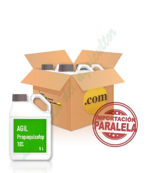 AGIL - Propaquizafop 10% EN 20 LITROS (CAJAS 4 x 5L)