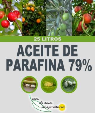 ACEITE DE PARAFINA 79% (25 Litros)