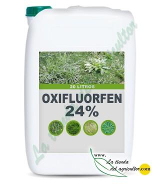 OXIFLUORFEN 24% (20 Litros)