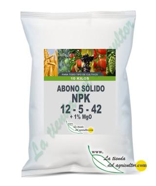 ABONO SOLIDO LTA 12-5-42 + 1% MgO (10 Kg)