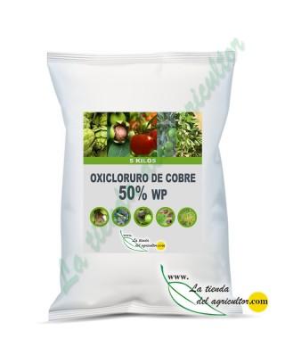 OXICLORURO DE COBRE 50% WP (5 Kg)