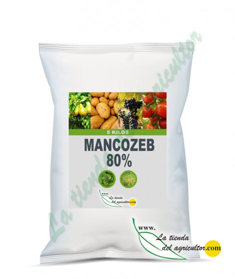 MANCOZEB 80% (5 Kg)