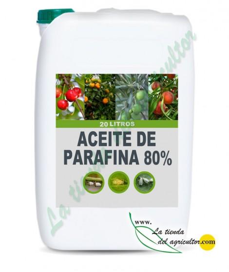 ACEITE DE PARAFINA 80% (20 Litros)