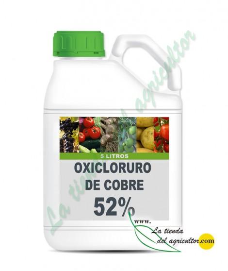 OXICLORURO DE COBRE 52% (5 Litros)