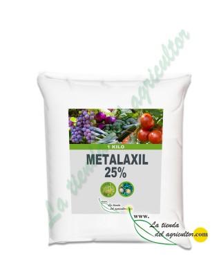 METALAXIL 25% (1 Kg.)