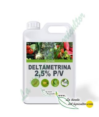 DELTAMETRINA 2,5% p/v  (5 litros)