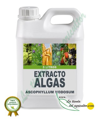 Algaegreen 500 - Bioestimulante Extracto de Algas (5 Litros)