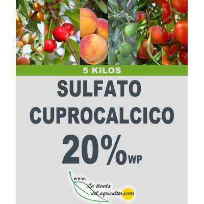 Sulfato Cuprocalcico 20% WP...