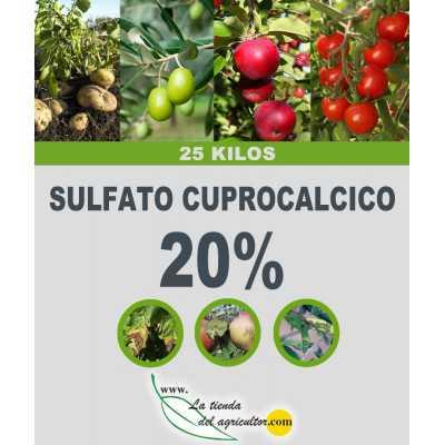 Sulfato Cuprocalcico 20%...