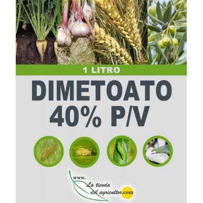 DIMETOATO 40% P/V (1 Litro)