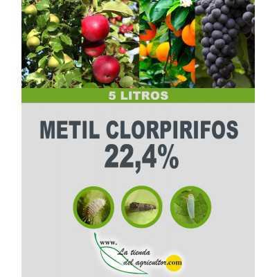Metil Clorpirifos 22,4% (5...