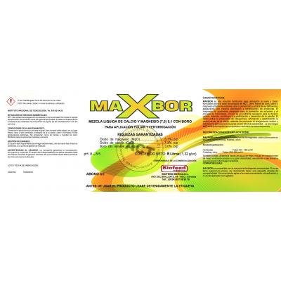 MAXBOR 6 LITROS (SULFATO DE...