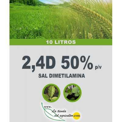 2,4D (sal dimetilamina) 50%...