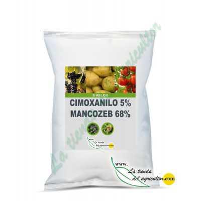 CIMOXANILO 5% + MANCOZEB...