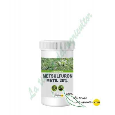 METSULFURON METIL 20% [WG]...