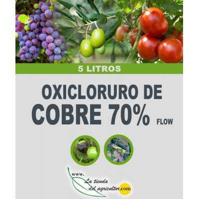 OXICLORURO DE COBRE 70%...