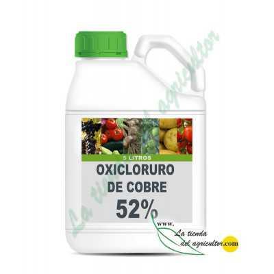 OXICLORURO DE COBRE 52% (5...