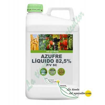 AZUFRE LIQUIDO 82,50% p/v...