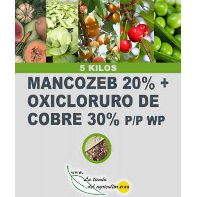 MANCOZEB 20% + OXICLORURO...