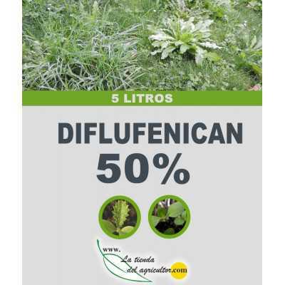 DIFLUFENICAN 50% (5 Litros)
