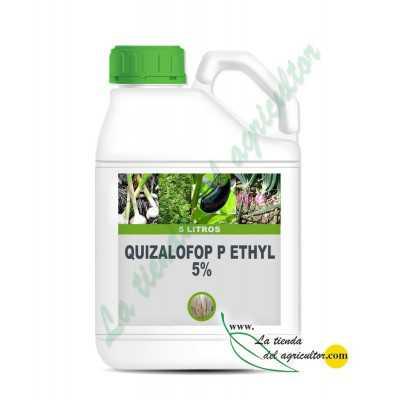 QUIZALOFOP P ETHYL 5% (5...