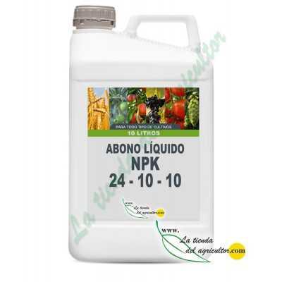 ABONO LIQUIDO LTA 24-10-10...