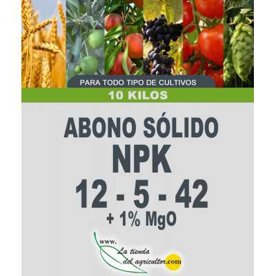 ABONO SOLIDO LTA 12-5-42 +...