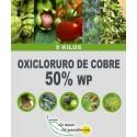 FOSETIL-AL 50% + FOLPET 25% + CIMOXANILO 4% [WP] P/P (1 KG)