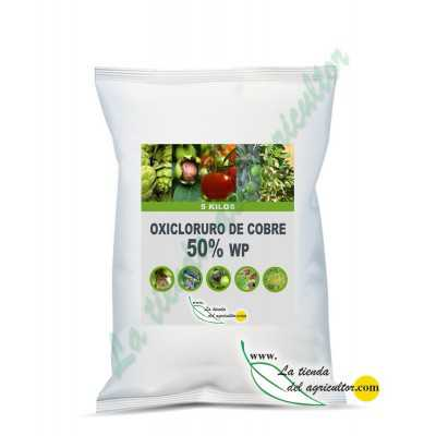 OXICLORURO DE COBRE 50% WP...