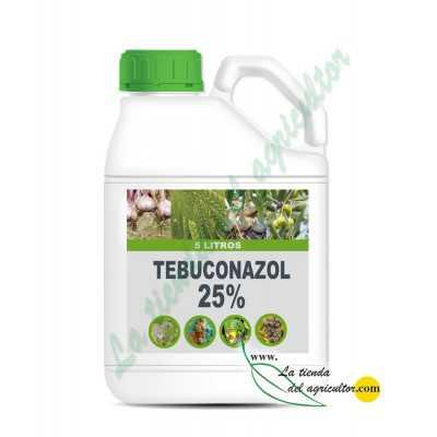TEBUCONAZOL 25% EW (5 Litros)