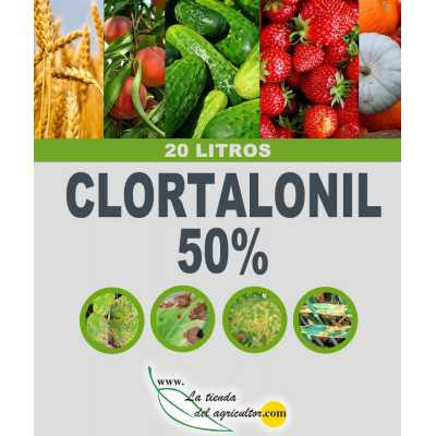 CLORTALONIL 50% (20 Litros)