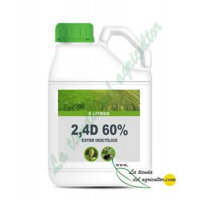 2,4D 60% (SAL AMINA) SL (5...