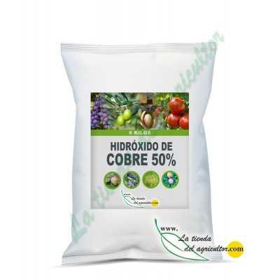 HIDROXIDO DE COBRE 50 % (5 KG)