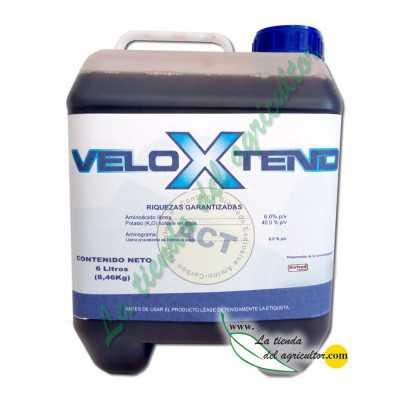 VELOXTEND Nutriente (6 Litros)