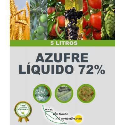 AZUFRE 72% (5 Litros)