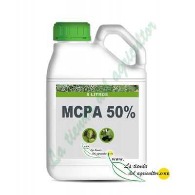 MCPA 50% (5 Litros)