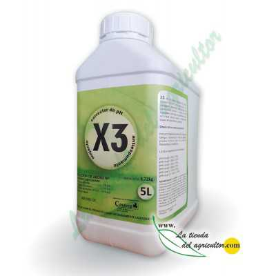 X3 - Regulador de pH (5...