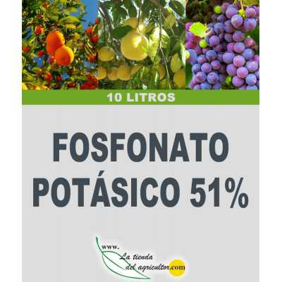 Fosfonato potásico 51% (10...