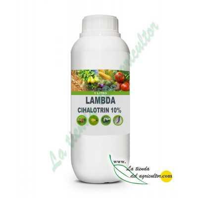 LAMBDA CIHALOTRIN 10% (1...