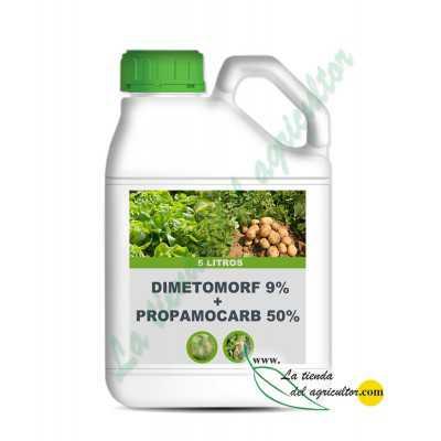 Dimetomorf 9%+ Propamocarb...